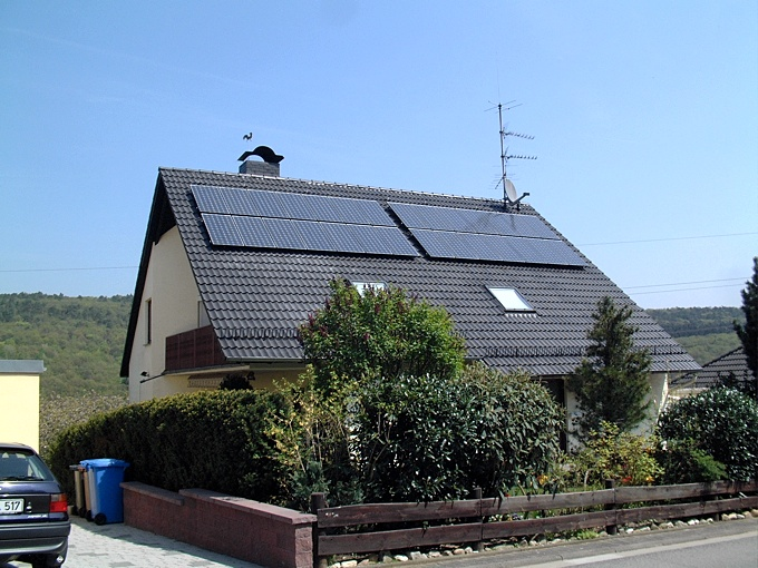 Solarstrom rechnet sich.
